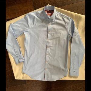 Men's buttoned down shirt